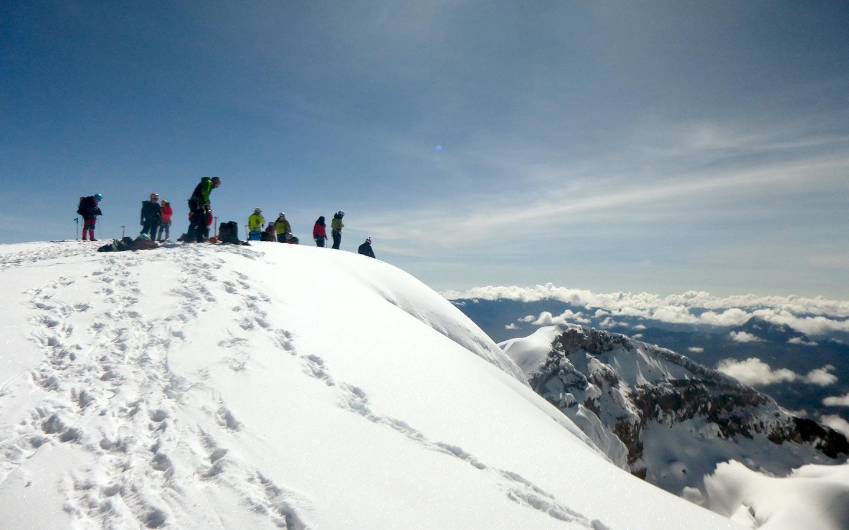 andes, cotopaxi, ecuador, climbing