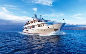 Galapagos Islands Deluxe Cruises