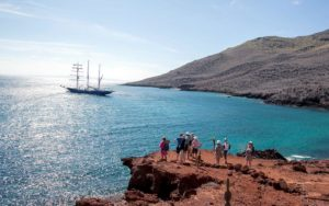 Galapagos Islands First Class Cruises