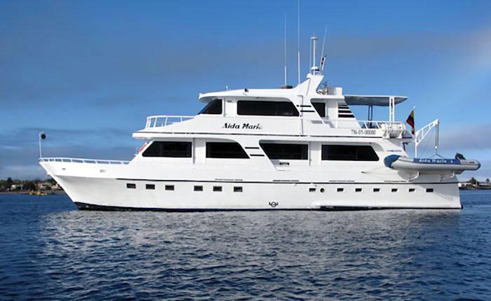 Aida Maria Motor Yacht