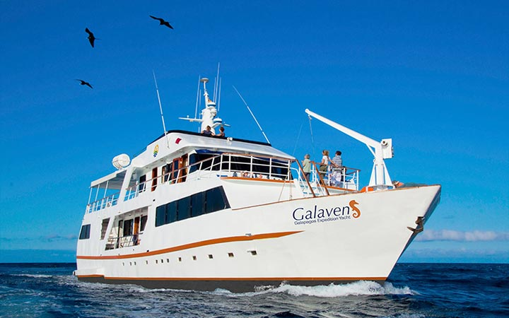 Galaven Motor Yacht