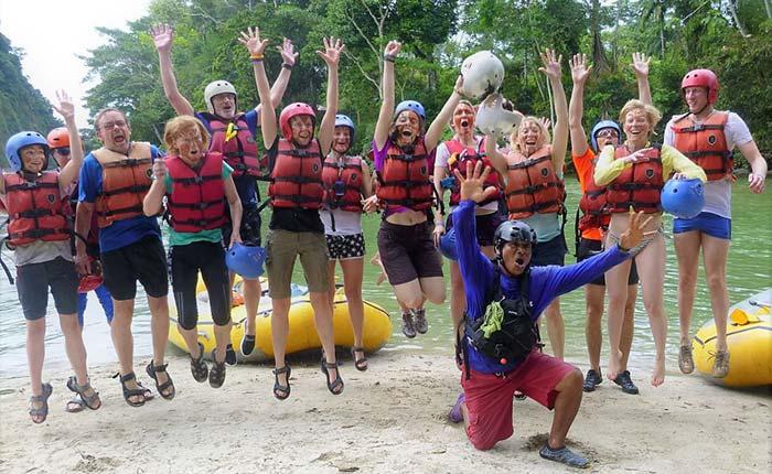 rafting-jatunyacu-team
