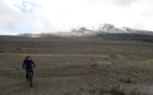Cotopaxi and Chimborazo biking in 2 Days