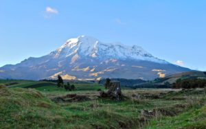 Climbing Cotopaxi, and Chimborazo Summits