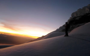 Climbing Cotopaxi Summit and Aclimatization