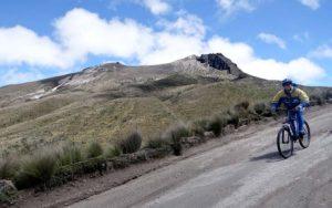 Guagua Pichincha Volcano-Lloa Biking Tour