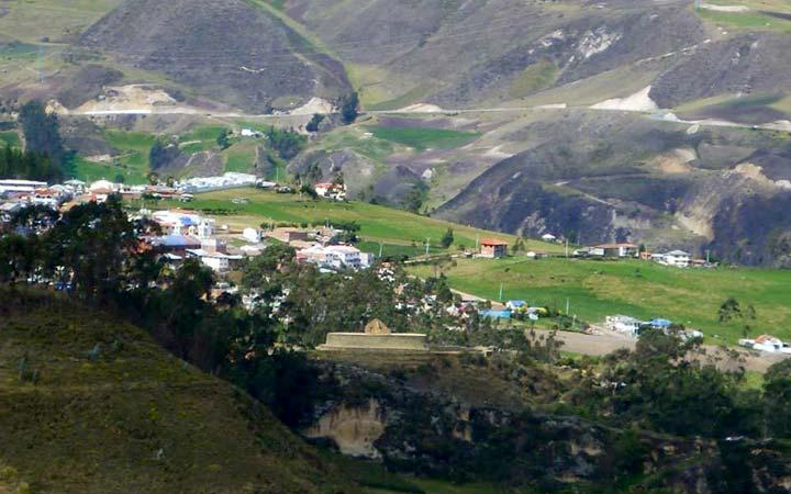 inca-trekking-town