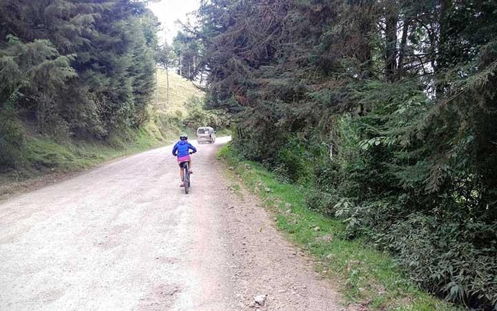 mindo-biking-route