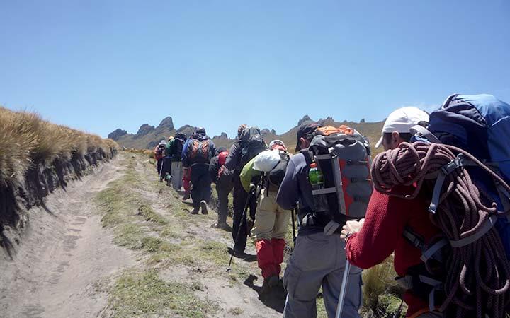 puntas-hiking-route