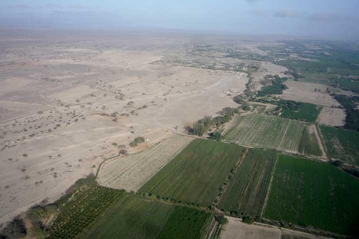 nazca-terrain
