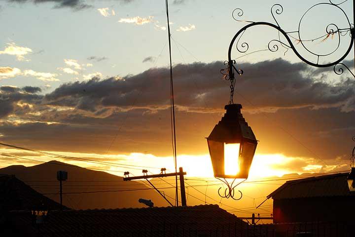 potosi-sunset