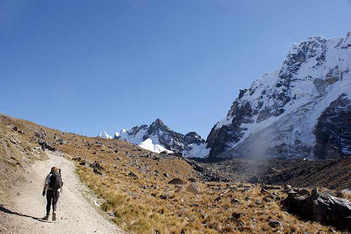 salkantay-trek-road-glacier