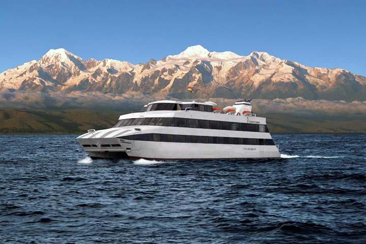 titicaca-lake-catamaran-mountains