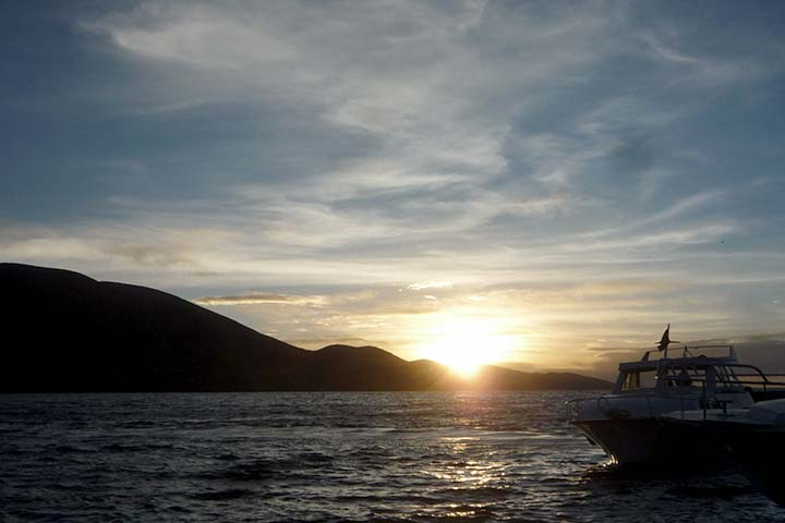 titicaca-lake-sunset