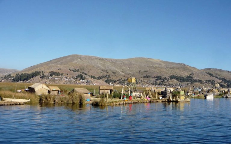 The Mysterious Islands of Lake Titicaca